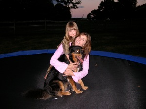 Morgan at Six Years Old